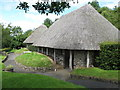 R6441 : Lough Gur visitor centre by David Hawgood