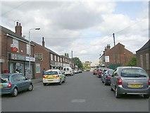 SE5023 : Racca Green - Weeland Road by Betty Longbottom