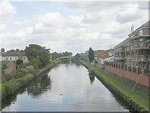SE5023 : Aire & Calder Navigation - Racca Green by Betty Longbottom