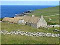 HU3914 : Shetland Crofthouse Museum, Boddam by Colin Smith
