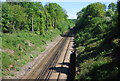 TQ6036 : The Hastings line at Bells Yew Green by N Chadwick