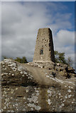 SE2065 : Trig Point, Brimham Rocks by Mark Anderson