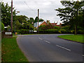 NZ4611 : The approach to Hilton Village by Graham Scarborough