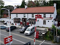 NZ1164 : The Boathouse pub, Wylam by Andrew Curtis