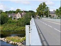 NZ1164 : Wylam Bridge by Andrew Curtis
