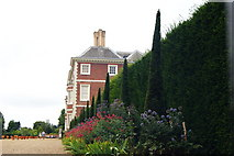 TQ1773 : Garden at Ham House, Surrey by Peter Trimming