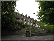 SE1039 : Lock View, Cemetery Road, Bingley by Stephen Armstrong