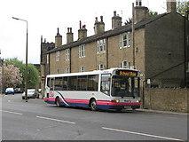 SE1039 : School Bus in Bingley by Stephen Armstrong