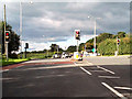 SD5914 : A6/A673 Junction by David Dixon