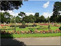 TL8564 : Abbey Gardens, Bury St Edmunds 2010 by Adrian S Pye