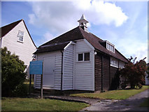 TL8422 : St Bernard of Clairvaux RC Church, Coggeshall, Essex by Peter Stack