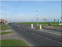 NZ3766 : Coast Road, South Shields by Alex McGregor