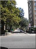 TQ2479 : Holland Park Road W14 by Robin Sones