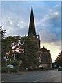 SJ9088 : St George's Church, Heaviley by David Dixon
