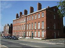 SJ3589 : Mornington Terrace Liverpool by Richard Hoare