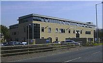 SD8122 : New Health Hub, Bacup Road by Robert Wade