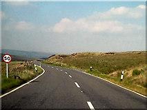 SD9920 : Blackstone Edge Road, Soyland Moor by David Dixon