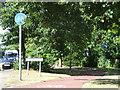 SU8754 : Cycle path, Farnborough by Malc McDonald