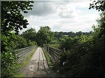 SP1670 : Tapster Lane crosses M40 by Robin Stott