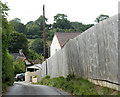 ST6263 : 2010 : Turning off Pensford Old Road by Maurice Pullin