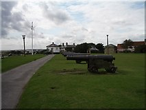 TM5075 : Southwold Cannons by Jim Strang