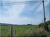 SH1727 : Rough grazing at Bodernabwy Farm by Eric Jones