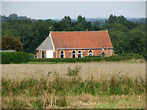 TF9512 : Converted chapel near Scarning by Evelyn Simak