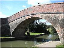 SP6989 : Foxton Locks-Rainbow Bridge by Ian Rob