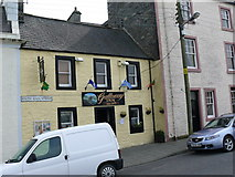 NX4355 : The Galloway Inn, Wigtown by Andy Farrington