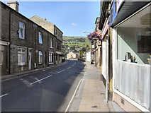 SE0125 : New Road, Mytholmroyd by David Dixon