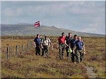 NT8715 : Exercise TYNE AGMEN by Oliver Dixon