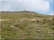NT8819 : Pennine Way below Auchope Cairn by Oliver Dixon