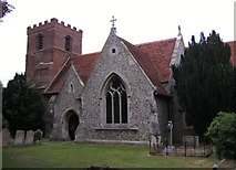 TL5128 : St Peter's Church, Ugley, Essex by Peter Stack