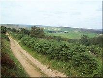 SK2078 : Near Bretton Clough by Jonathan Clitheroe