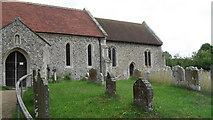 TM4077 : St. Peter, Holton: chancel by Basher Eyre