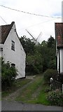 TM4077 : Holton Windmill (4) by Basher Eyre