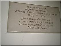 TM2850 : Melton, St Andrew: memorial (5 by Basher Eyre