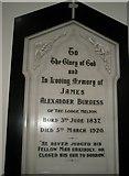 TM2850 : Melton, St Andrew: memorial (7) by Basher Eyre