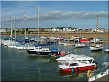 NT4999 : Boats at Elie by Dave Fergusson