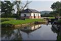 SJ9067 : Top of Bosley Locks by Stephen McKay