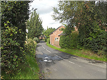 SJ6743 : Longhill Lane, Chapel End by Row17