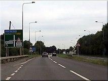 SJ9108 : A449 near Four Ashes by J Whatley