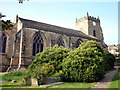 SD5205 : The Church of St Thomas the Martyr, Upholland by Karl and Ali