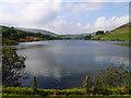 NO0002 : Castlehill Reservoir by Dr Richard Murray
