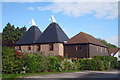 TQ4964 : Fake Oast House at Home Farm by Oast House Archive