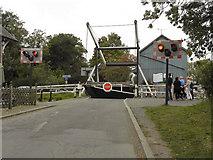 SJ5848 : Wrenbury Bridge, Llangollen Canal by David Dixon