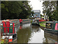 SJ5847 : Llangollen Canal, Wrenbury by David Dixon