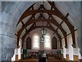 NT8937 : Interior of St Paul's Branxton by David Clark