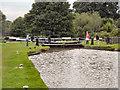 SJ5559 : Beeston Iron Lock, Shropshire Union Canal by David Dixon
