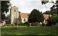 SU5794 : St Peter & St Paul, Dorchester, Oxon by John Salmon